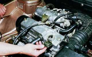 Сколько масла в двигателе ваз 2114