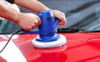 Особенности абразивной полировки кузова автомобиля