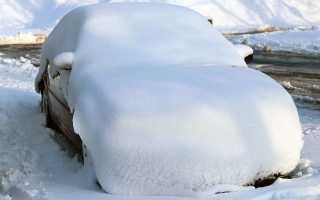 Подготовьте автомобиль к зиме. с чего начать?