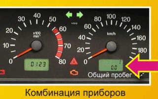 Для чего может потребоваться корректировка пробега транспортного средства?