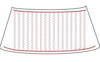 Электрообогрев лобового стекла