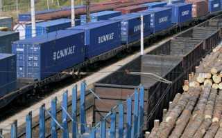 Железнодорожные перевозки – лучший способ транспортировки любых грузов!