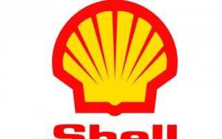 Антифриз shell glycoshell