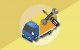 Принципы организации грузовых автосервисов
