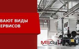 Основные разновидности автомастерских в казахстане