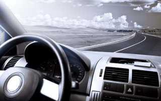 Правильный уход за автомобильными стеклами