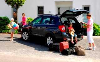 Проверка автомобиля перед летними путешествиями