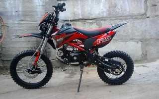 Обзор мотоцикла irbis ttr 125