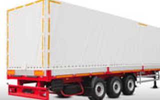 Правильный подбор прицепа к грузовой машине