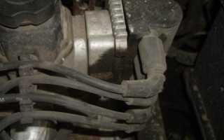 Установка сальников и прокладок двигателя