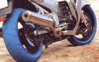 Выбираем правильно резину для мотоцикла