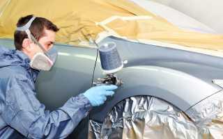 Советы по покраске автомобиля своими руками