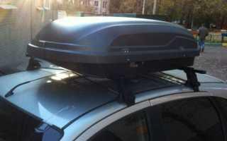 Какой выбрать багажник для форд фокус 2?