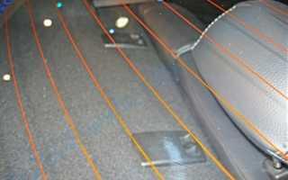 Как проверить обогрев заднего стекла