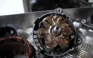 Основные неисправности с генератором на автомобилях ваз
