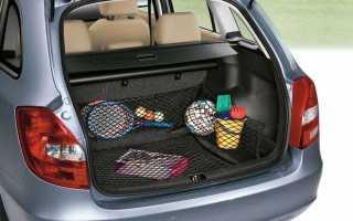 Для чего нужна сетка в багажник?