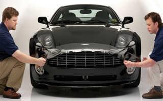 Бронирование автомобиля пленкой: полиуретан или винил?
