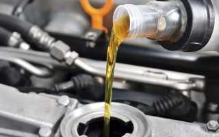 Замена автомобильного масла