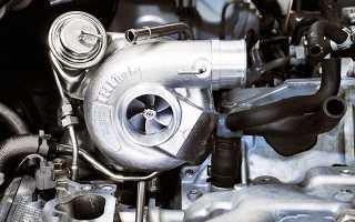Проверка турбины в дизельном авто