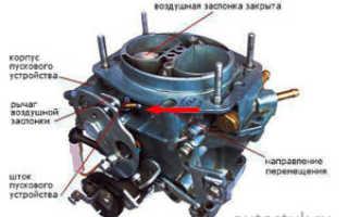 Карбюратор солекс – установка и регулировка