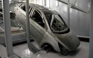 Способы защиты автомобильного кузова от коррозии