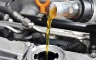 Замена масла в моторе авто – как осуществить